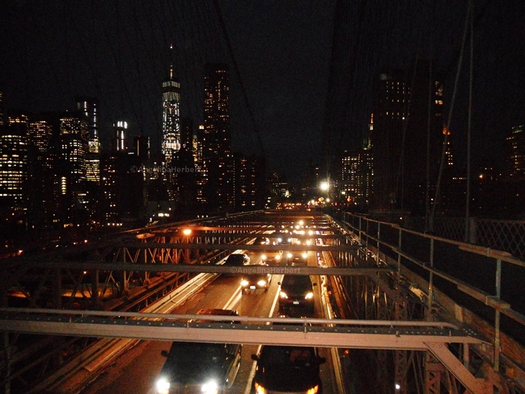 Brooklyn Bridge de nuit New York