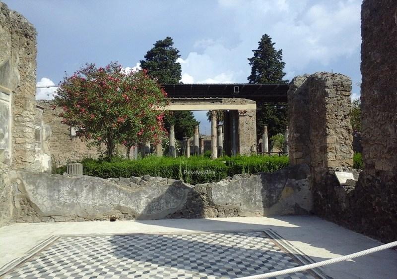 Maison du Faune Pompéi