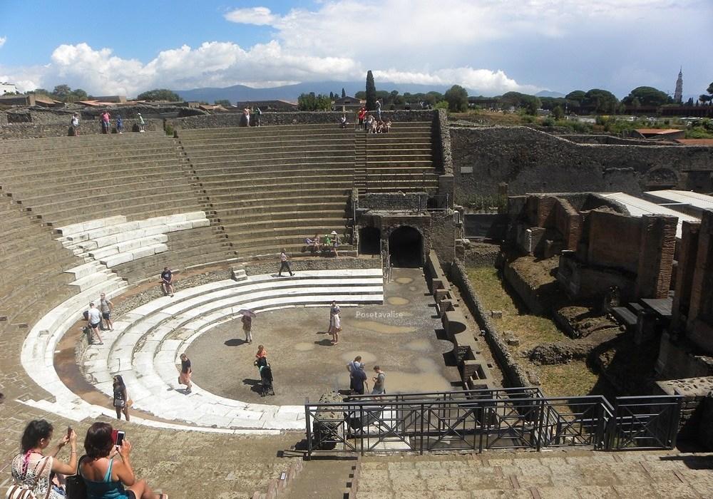 Grand Théâtre Pompéi