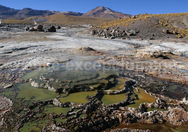 Salar de Atacama Chili