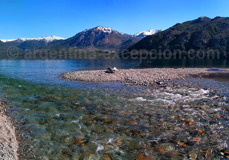 Lac Meliquina Argentine Pentagonie