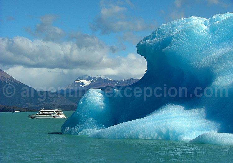 lago argentino bariloche route 7 lacs
