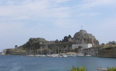 Voyage en Grèce à Corfou