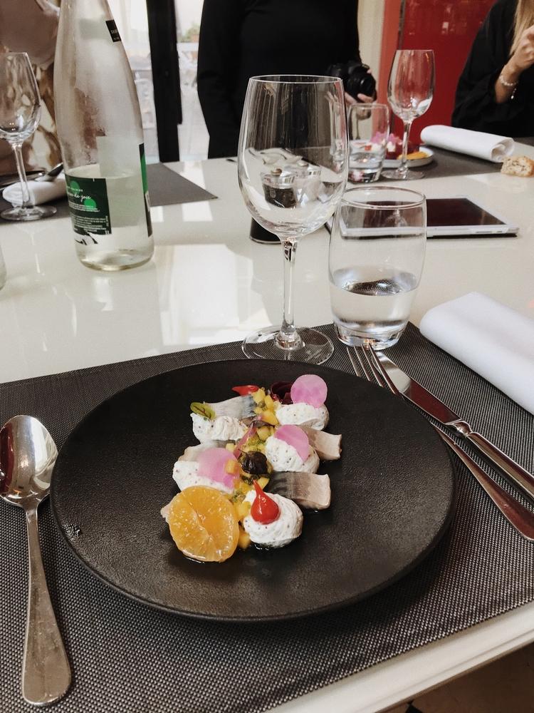 restaurant a partager nantes radisson blu