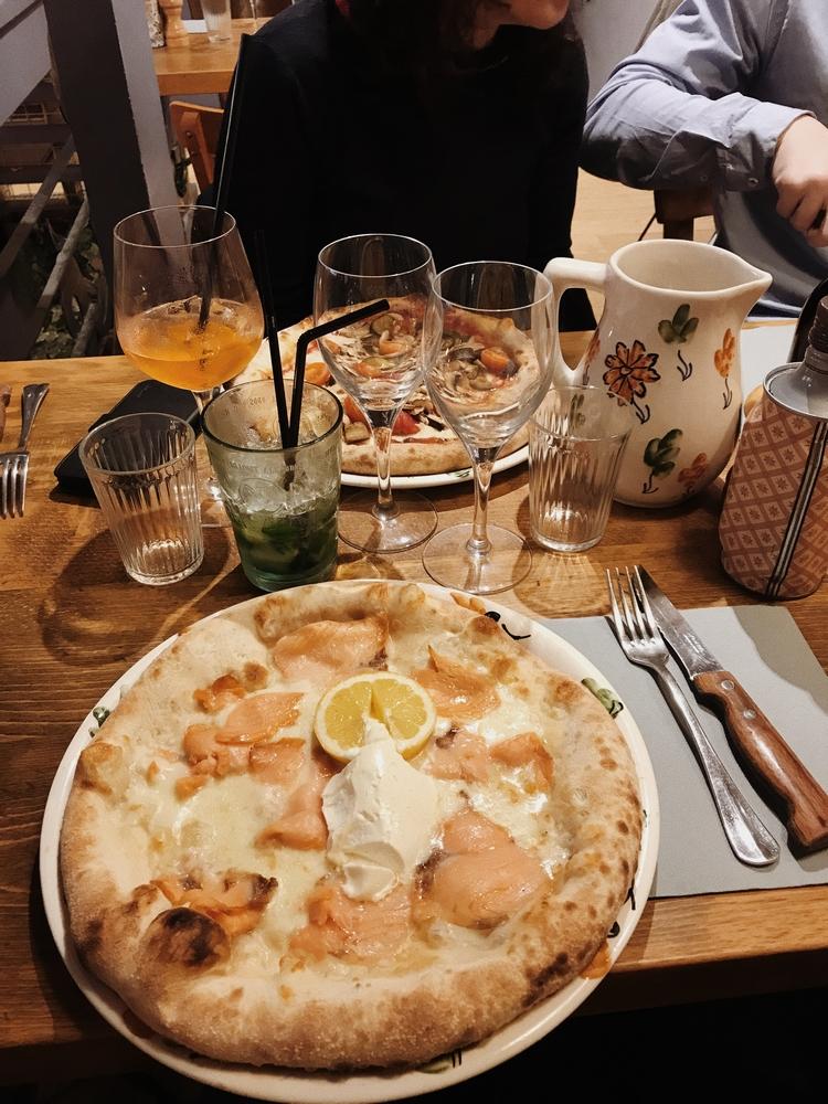 restaurant italien nantes mia nonna