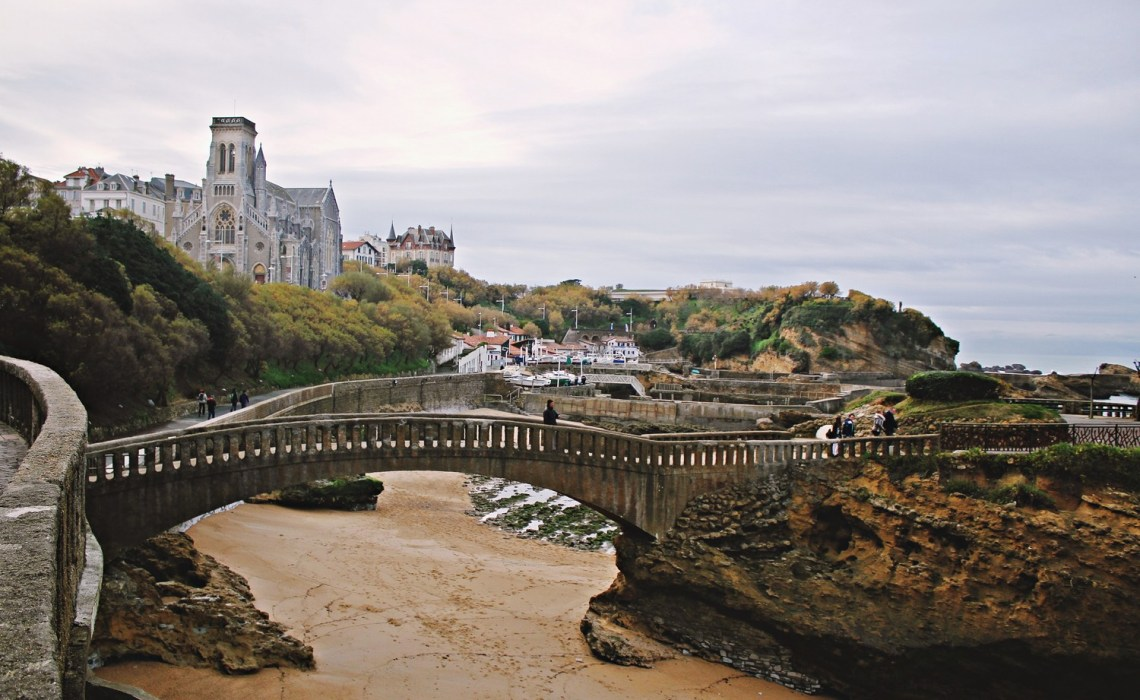 biarritz 7 endroits a voir