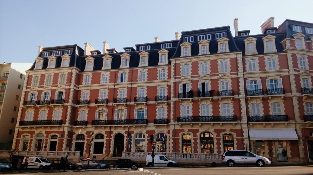 visiter biarritz architecture typique
