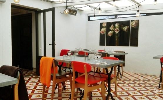 Restaurant l'Assiette au Jardin Noirmoutier