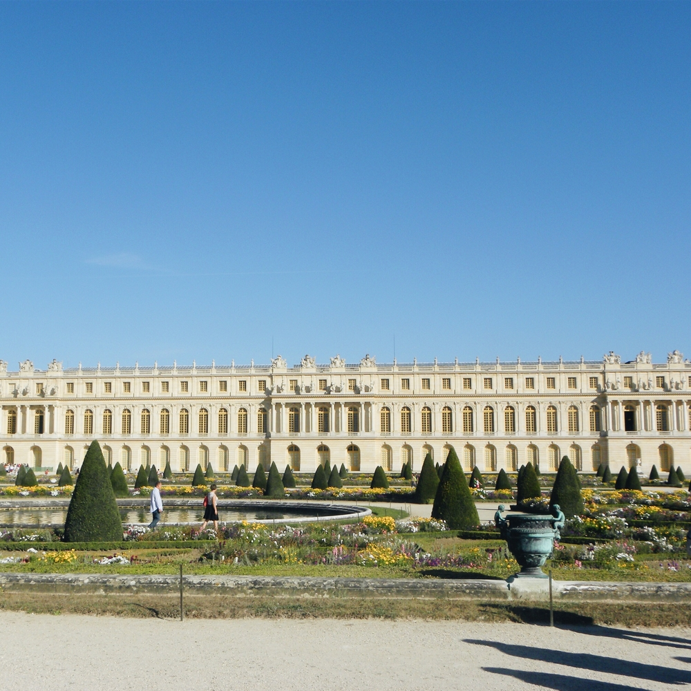 chateau de versailles musee europe