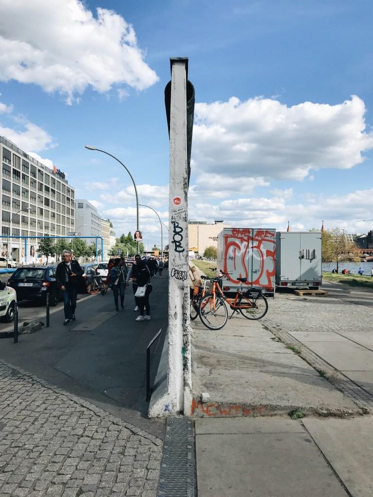 mur de berlin allemagne