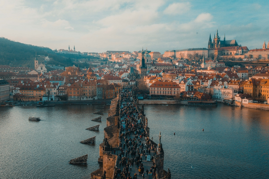 destination automne prague