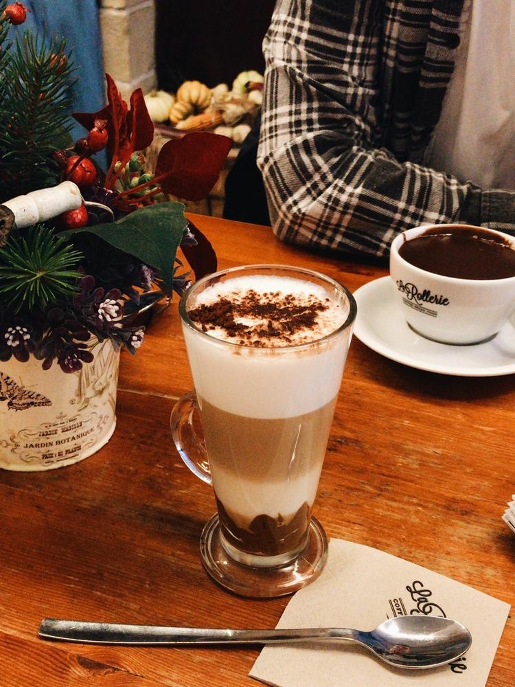 cafe madrid espagne la rollerie