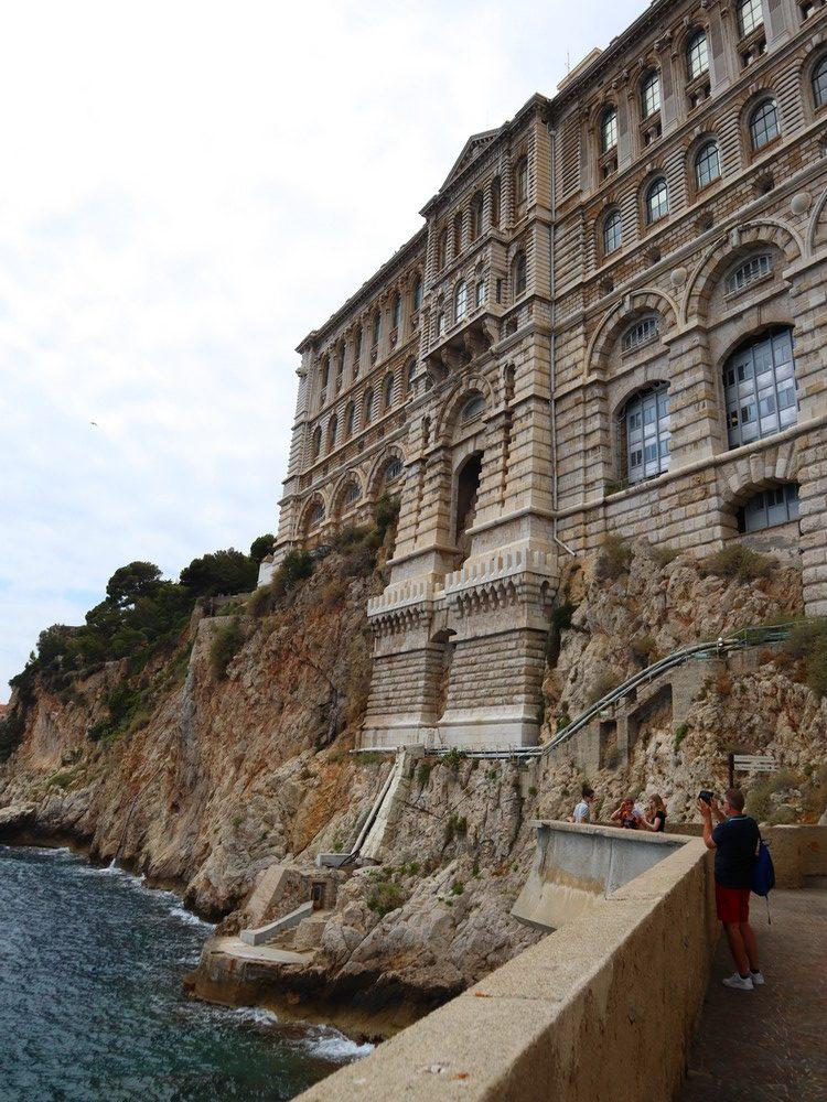 visite musee oceanographique monaco