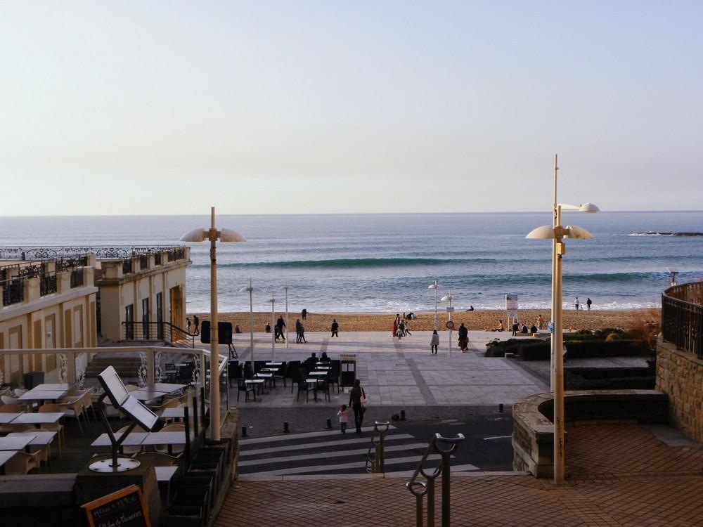 grande plage de biarritz