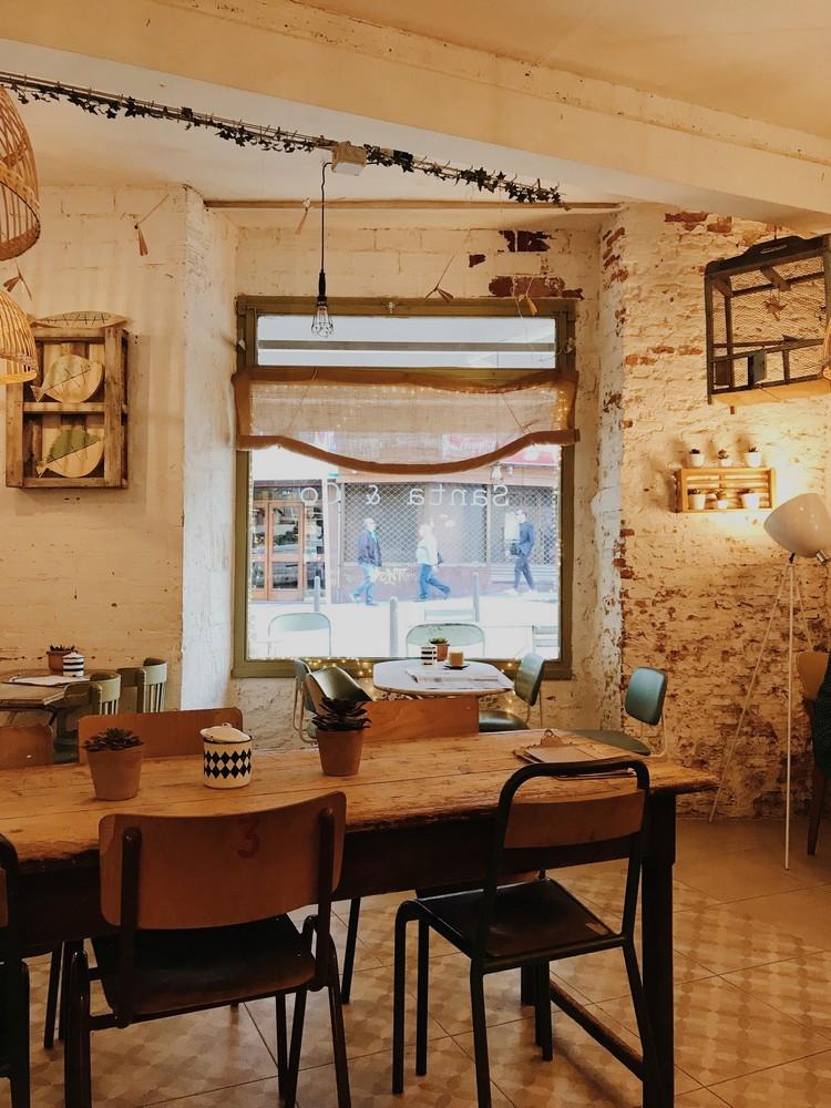 Bonne adresse Santander Coffee Shop Santa & Co