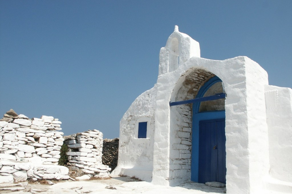 voyage mere fille grece cyclades amorgos