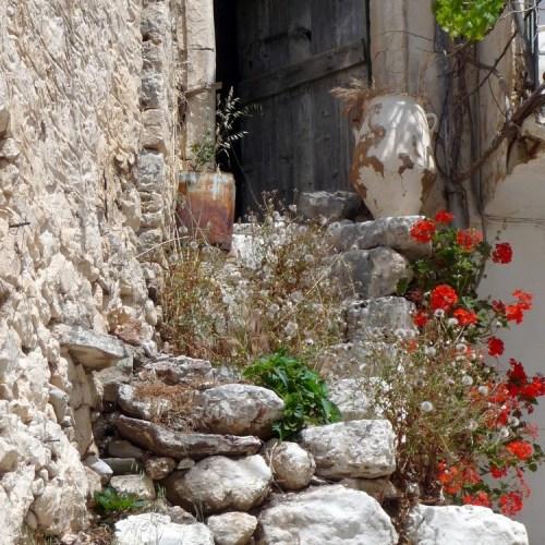 village argyroupoli cascades crete grece