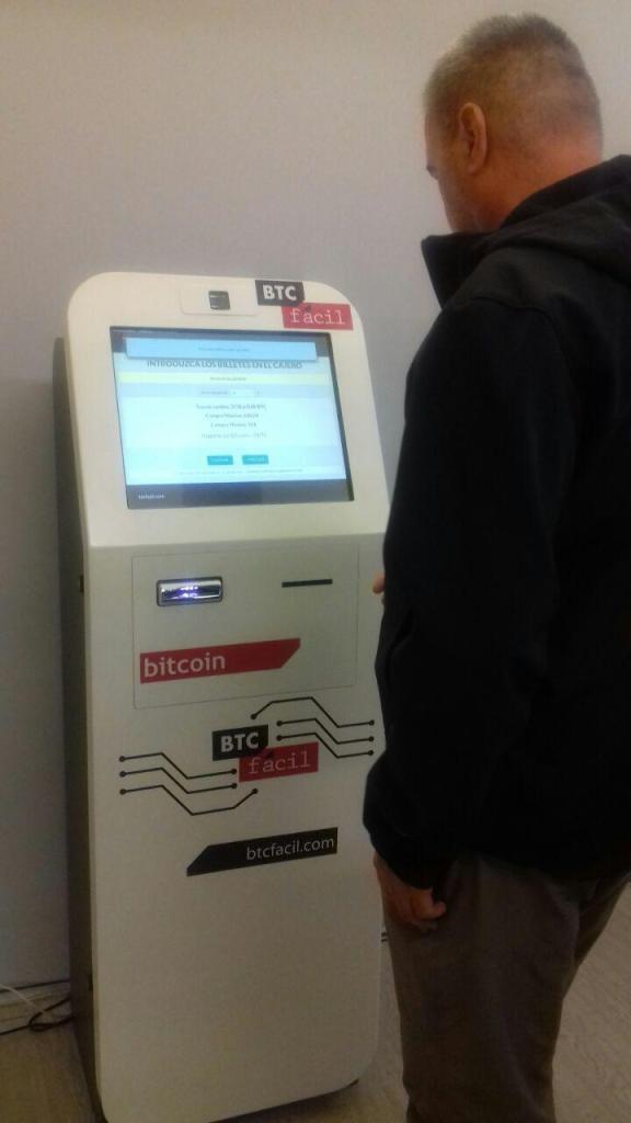 bitcoin ATM btcfacil
