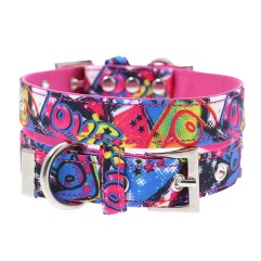 graffiti-dog-collar