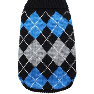 Black-Blue-Argyle-Jumper