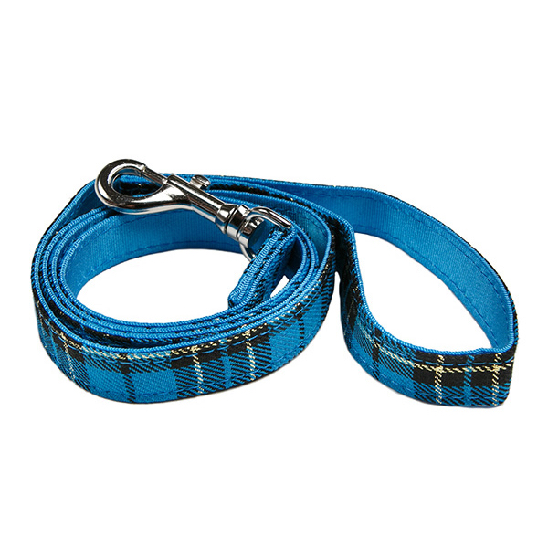 Blue-Tartan-Dog-Lead