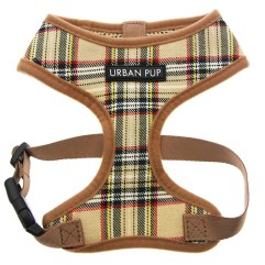 Brown-Tartan_Harness