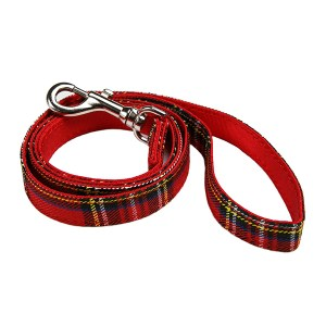 Classic_Tartan-Dog-Lead-Red
