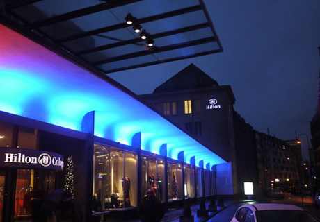 科隆希爾頓飯店 Hilton Cologne