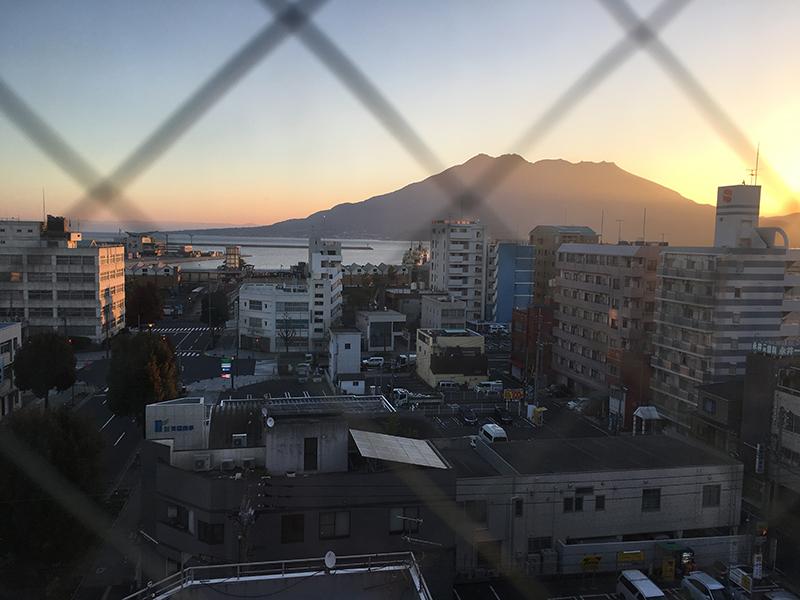 南九州跨年遊~櫻島