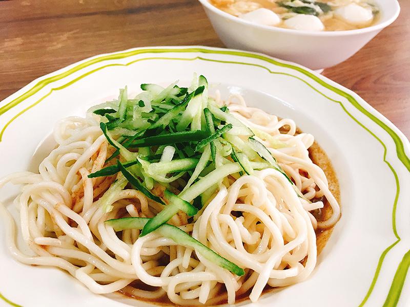 阿成川味涼麵