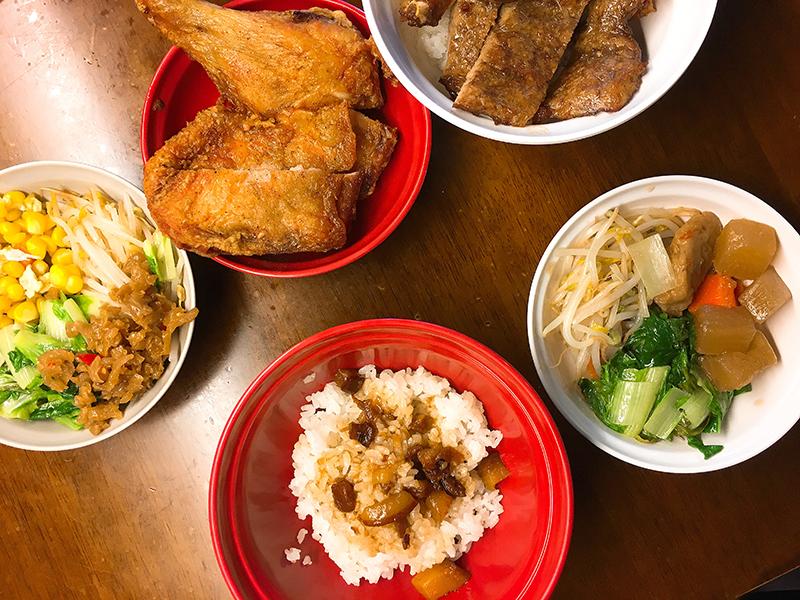 名家魯肉飯