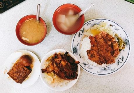 黃記老牌燉肉飯