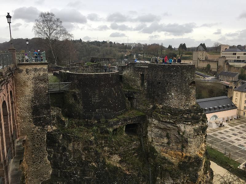 探訪貝克要塞