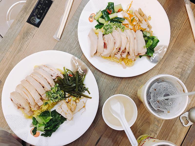 吳記海南雞飯