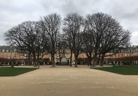 巴黎孚日廣場