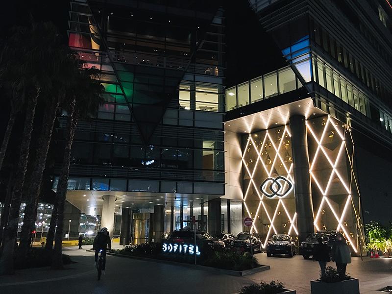 悉尼達令港索菲特酒店