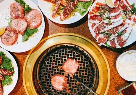 一番館日式無煙燒肉