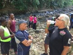 Hash Visit St Lucia June 2013