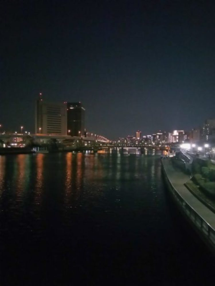 a journey to japan sumida river
