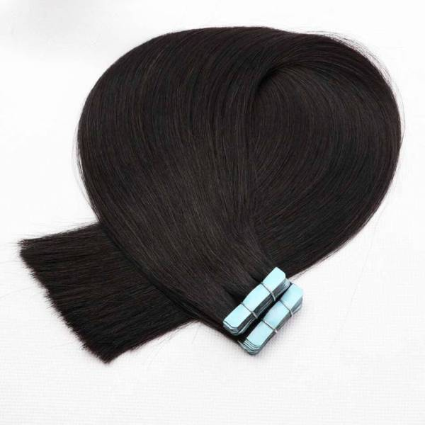 Straight Hair Tape Extension