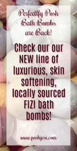 Fizi Perfectly Posh Bath Bombs