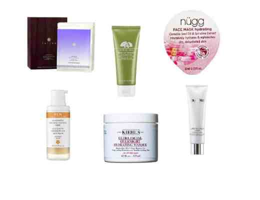 Top-rated Paraben-Free Facial Masks that Help Hydrate Skin & Smooth Fine Lines