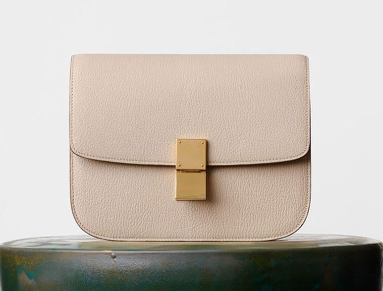 CÉLINE MEDIUM CLASSIC BOX BAG $3,900