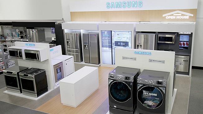 Samsung Open House #HeresToHome