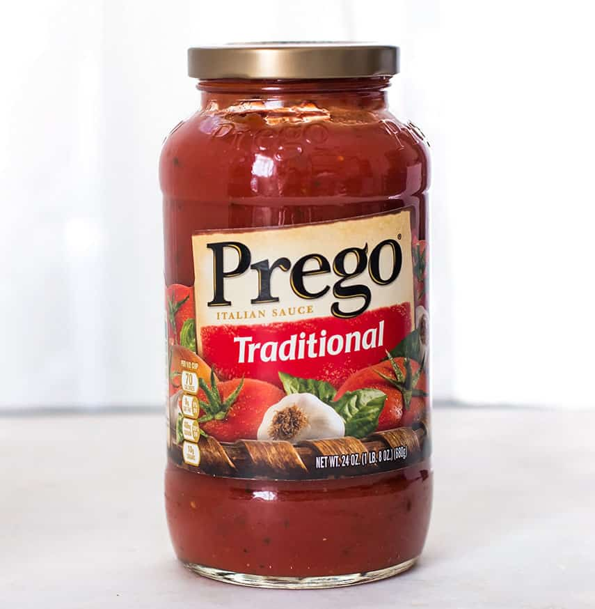 Prego Traditional Sauce