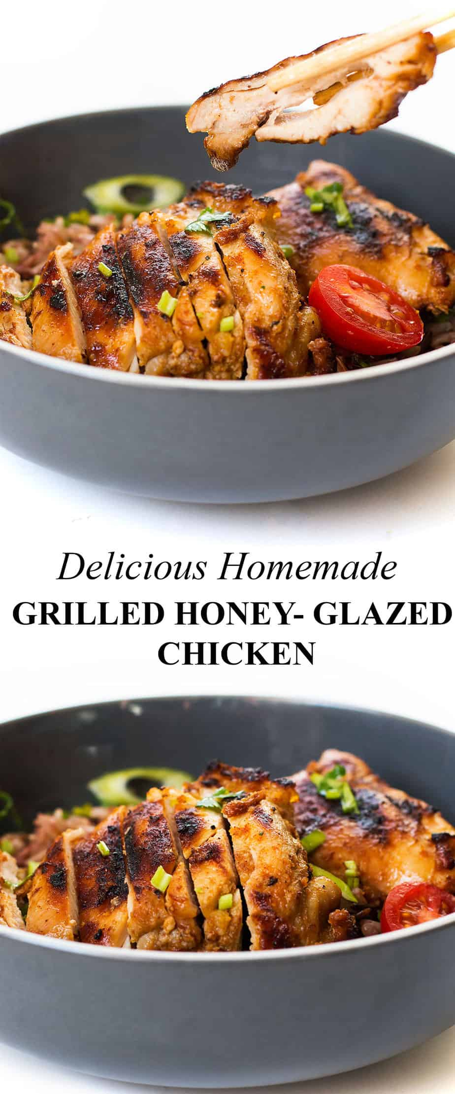 grilled-honey-glazed-chicken-recipe-pinterest. Make a quick and easy sauce for bites of boneless chicken breast. A touch of Mexican chili pepper adds kick .