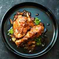 Gochujang Sweet Spicy Korean Chicken