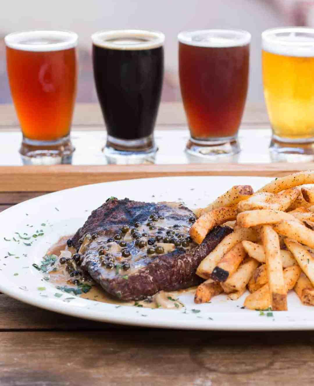 Peter B's Pub Steak