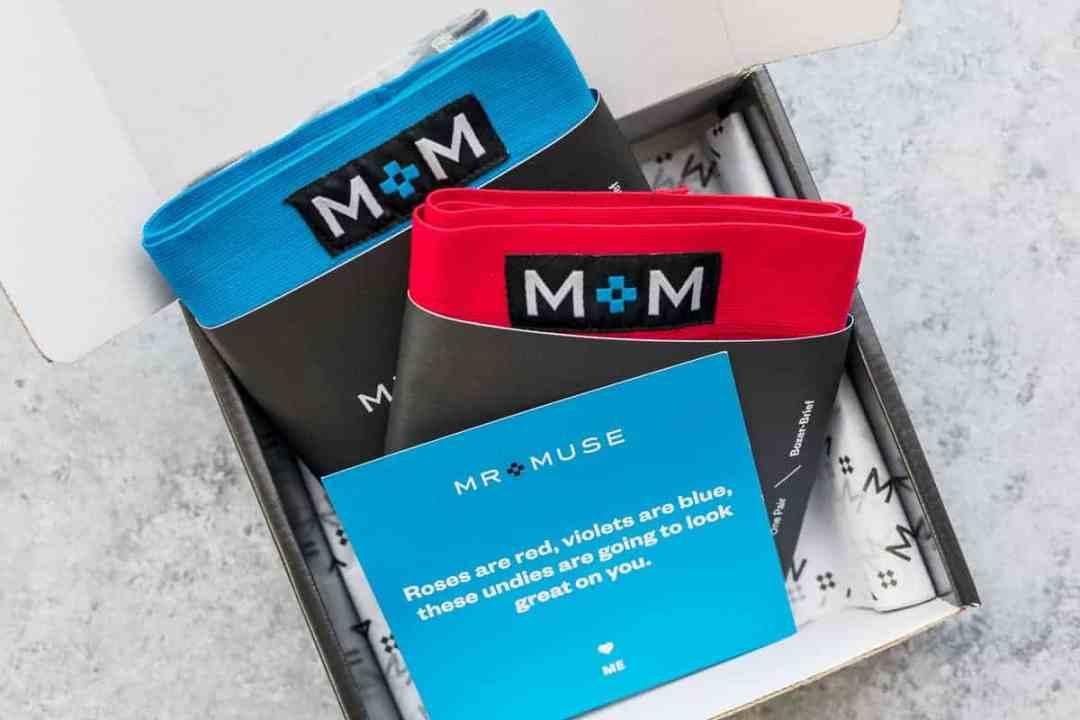 Mr Muse Premium Men Underwear