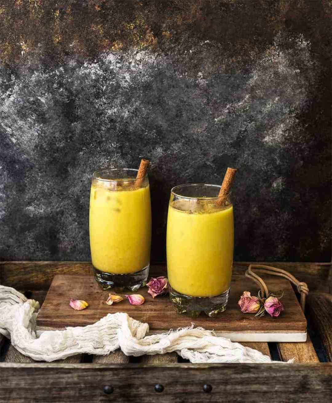 golden milk recipe turmeric. Anti-inflammatory drink to prevent cancer, treat arthritis and more